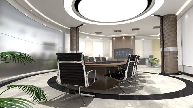 how to find the commercial interior design for your office